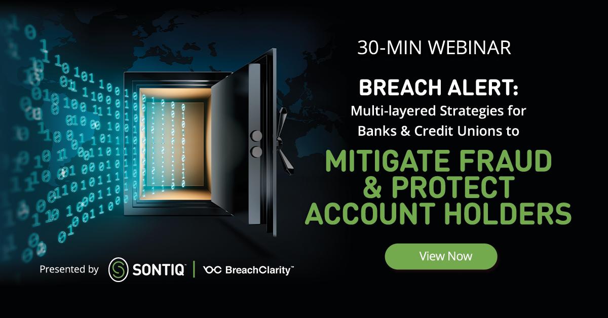 Register for Mitigating Fraud webinar